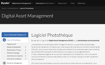 Bynder Digital Asset Management