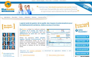Blue MEDI Santé
