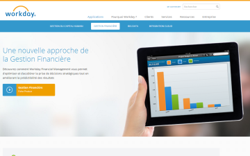 Workday Gestion Financière