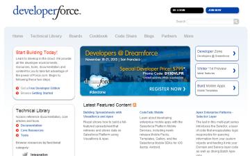 Developer Force