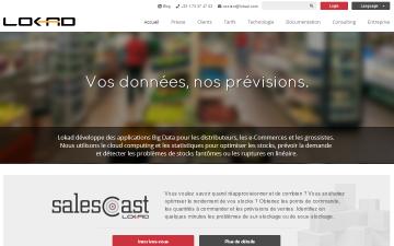 Solution Salescast