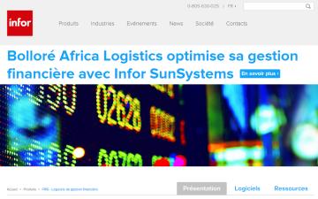 Solutions Infor FMS