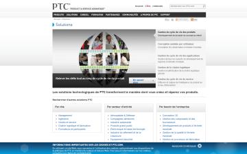 Solutions PTC