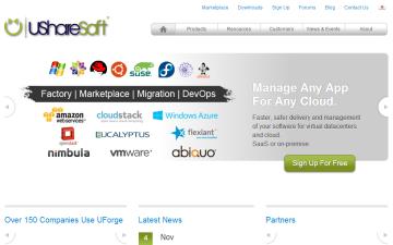 UForge Image Template Management Platform