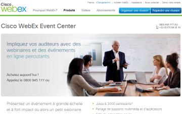 WebEx Event Center