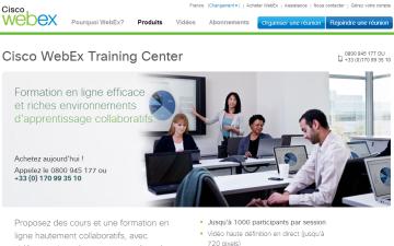 WebEx Training Center