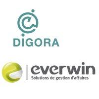 DIGORA rationalise son système d'information et diminue ses coûts d'exploitation grâce à Everwin SX On Demand, l'offre SaaS d'Everwin
